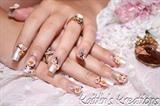 Sakura (Cherry Blossom) Nail Art