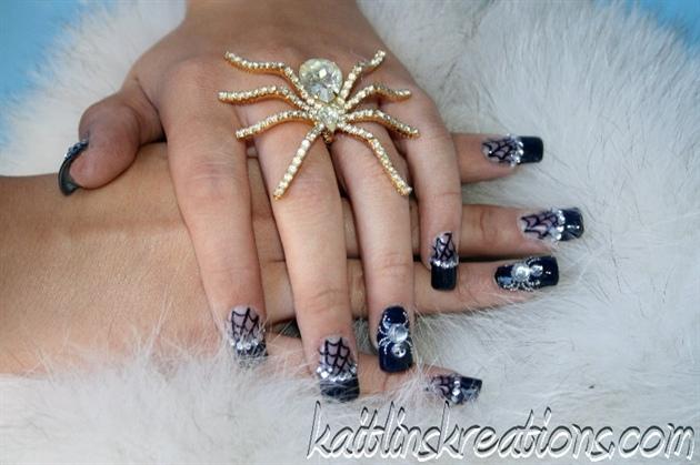 Web Master Nail Art