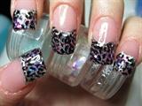 Leopard Glass