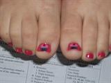 cupcake toes