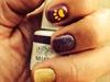 LSU Nails