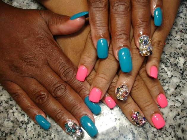 junk nails - Junk Nails - Nail Art Gallery