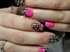 cheetah n roses