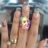 colección Monarch MC Nails