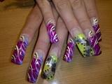 Nicole's hot nails