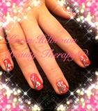 Cherry Blossom Nails Xxx