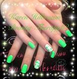 Neon Green Xx