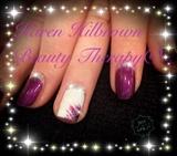Purple Feather Xxx