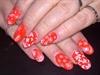 Blood Orange Butterflies