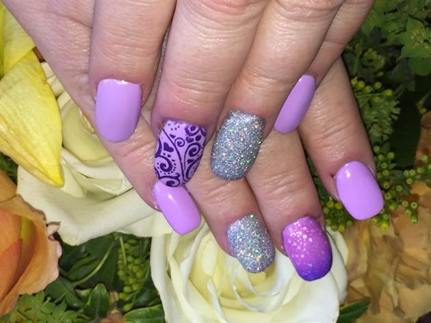 Lovely In Lavender 2