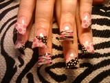 Dots and Zebra