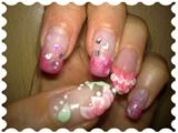 Pink Romantic left