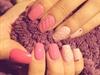Pink nail 💅🏽
