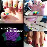 Sewn nails