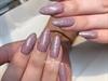 Gel Polish On Long Natural Nails