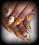Yellow Nails Summer Bright Set