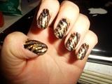 Golden Tigress