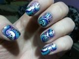 Dotted Swirls