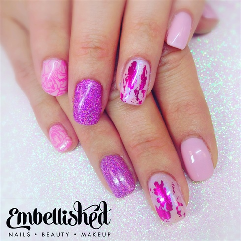 Natural nail love