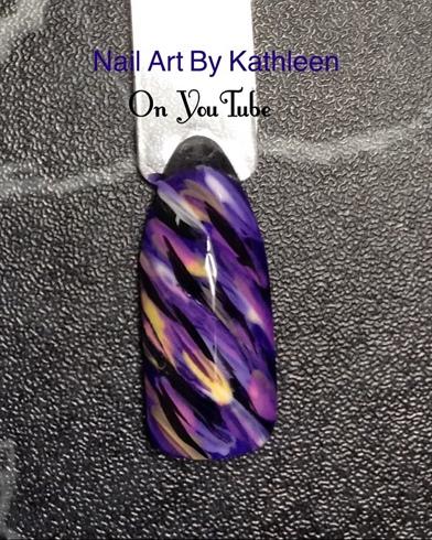 Easy Abstract Nail