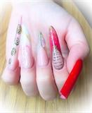 Nail art masters - Extreme Acrylic Shape