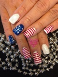 4th Of July Gelish