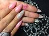 Glitter Reverse Tips
