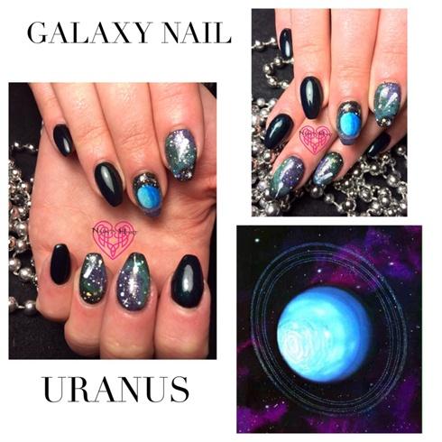 Galaxy Nails Star Belt Of Uranus