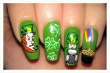 St Patricks Day Design...