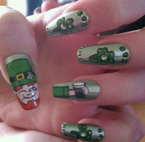 St Patricks Day Design....