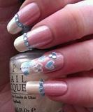 Shimmer Manicure :)