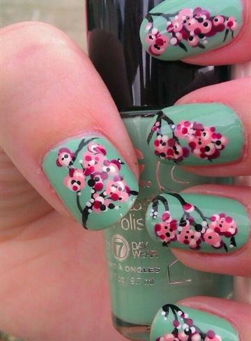 Cherry blossoms!!!! xD
