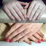 Prima & Dopo 😍🎀