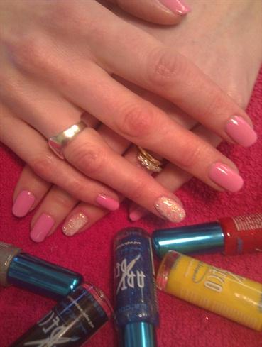 natural nailgel polish  nail art gallery