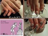Nymph Stilletto Nails