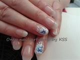 Onetroke Blue Flower