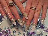 Bridal Nails  2