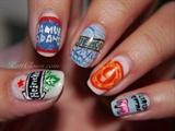 Beer Nails 🍻