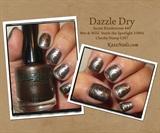 Dazzle Dry Nail Art