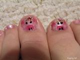 Piggy Toes!
