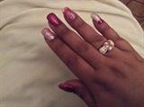Rt. Hand Pink Valentine
