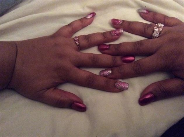 Pink Valentine (Both Hands)
