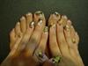 Halloween Hands & Feet