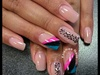 Acrylic Nail Design Not Polish