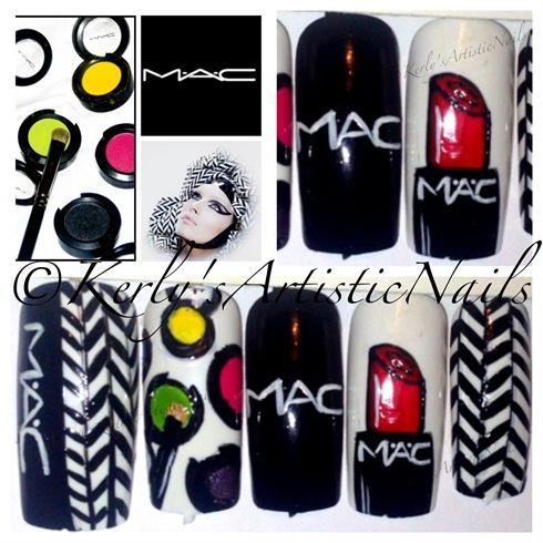 I love M.A.C Nails