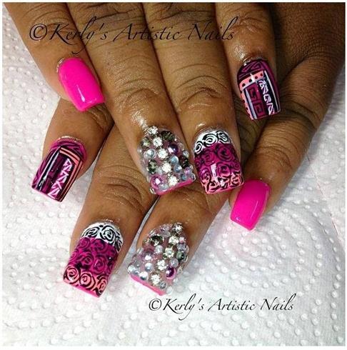 Pink V'ge