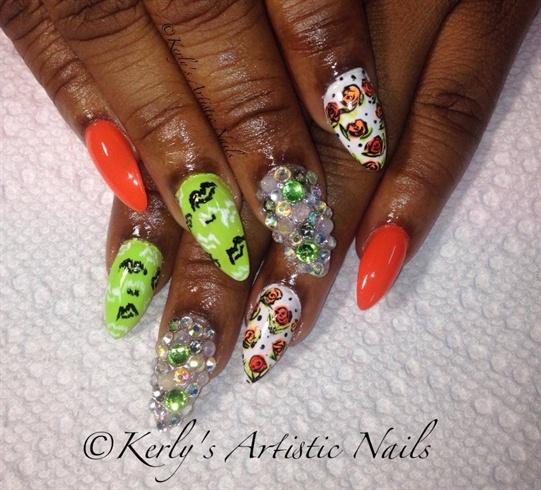 Girls Like - Nail Art Design