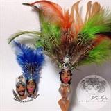 Carnival 3d Acrylic Fantasy Nails