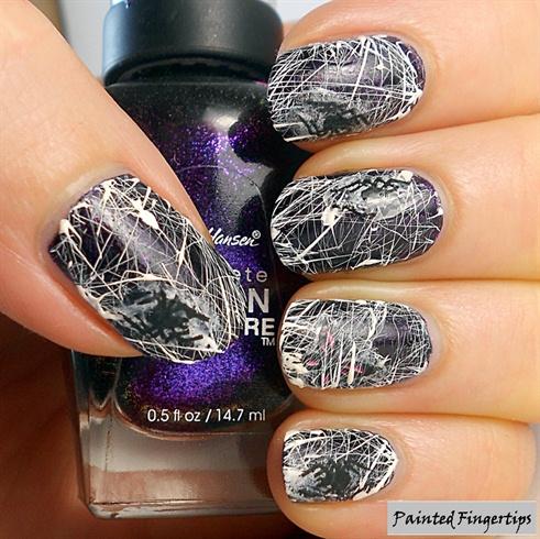 Sugarspun Spiderwebs