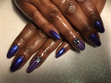 Purple Strips